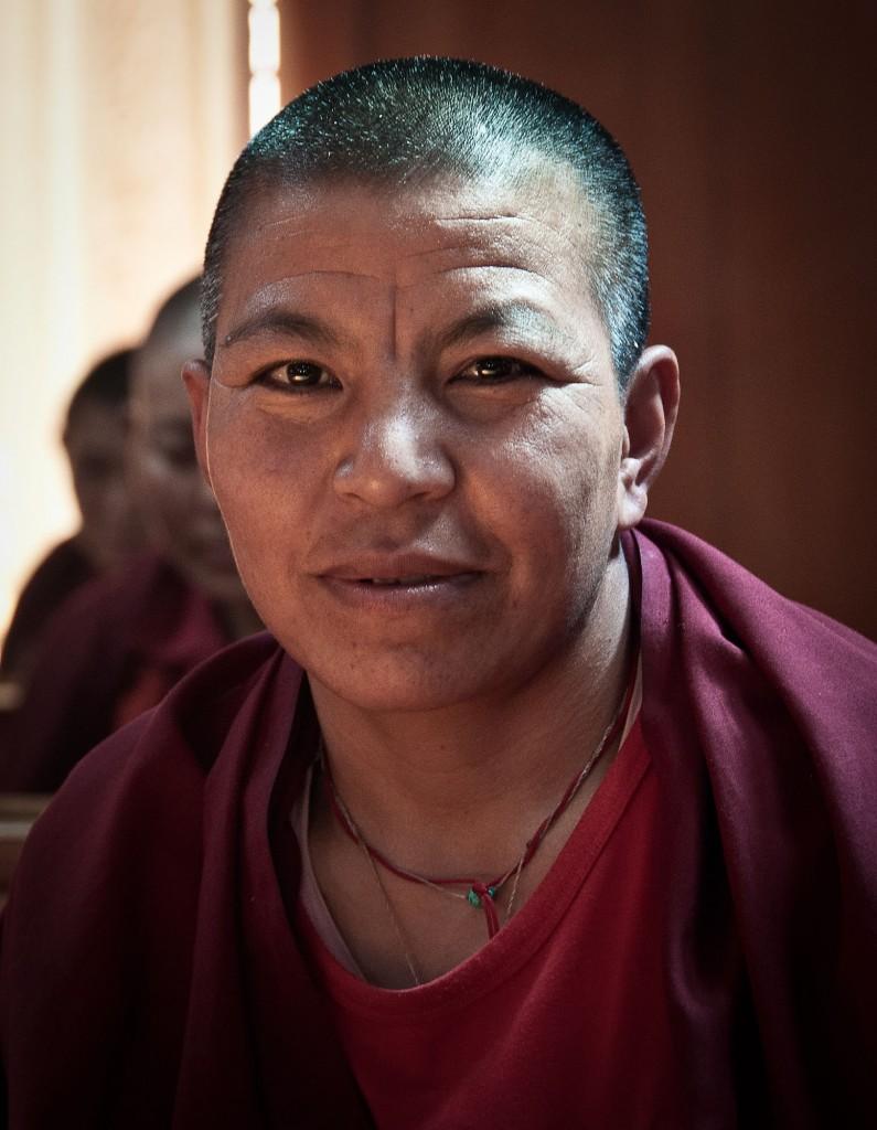 ASP_Nepal_Female_Monk
